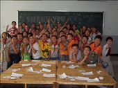 This is my grade 4 class 1 students on my last day!: by katie_rose, Views[334]