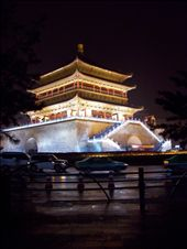 The bell tower by night, so pretty...: by katie_rose, Views[214]
