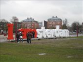 The Amsterdam sign (obviously): by katieback, Views[273]