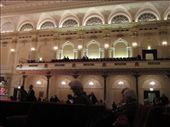Pictures I apparently wasn't actually supposed to take inside the Concertgebouw.: by katieback, Views[901]