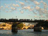 Sunset on the Seine: by katiekimberling, Views[174]