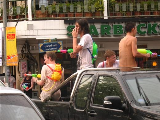 Songkran Impressions