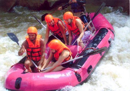 White Water rafting!! Soooo much fun!!!