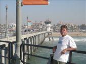 Huntington Beach pier: by kazdavevaughan, Views[222]