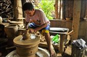 Burnayan (jar making) remains a lucrative business in Spanish-influenced Vigan.: by kdfrancisco, Views[526]