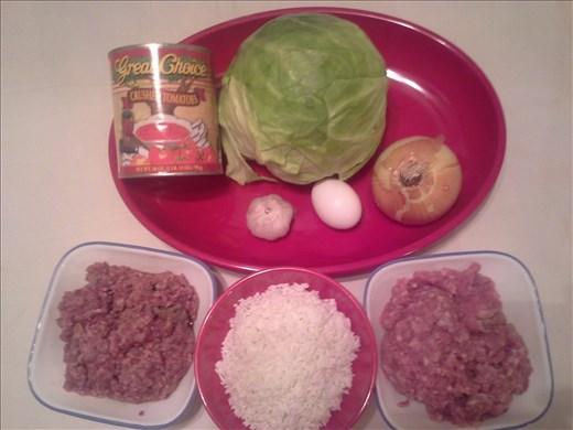 8 simple ingredients