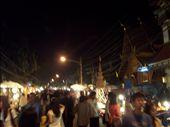 night markets in Chiang Mai: by keera, Views[260]