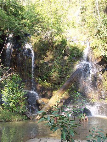 waterfalls, trekking