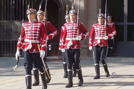 changing of the guard, Sofia