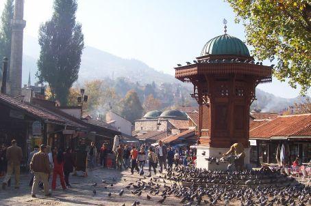 Sarajevo, old quarter