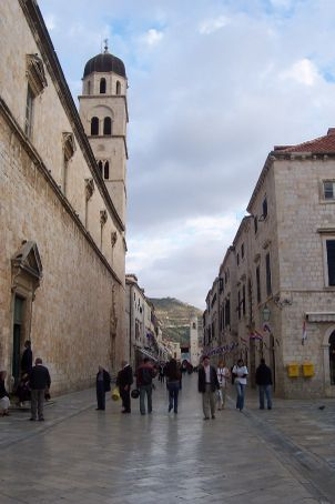 the starigrad, Dubrovnik