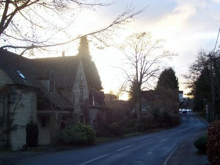 Cotthill, Oxfordshire
