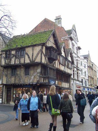 Oxford High St