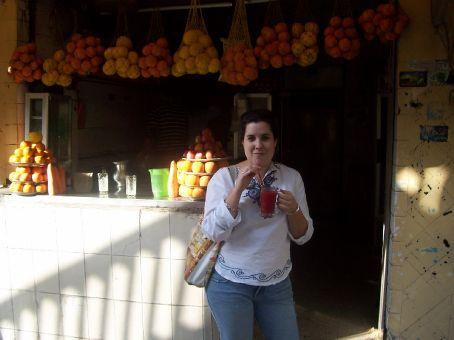 juice bar in Khan El Khalili