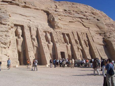 Temple of Nefertari, Abu Simbel