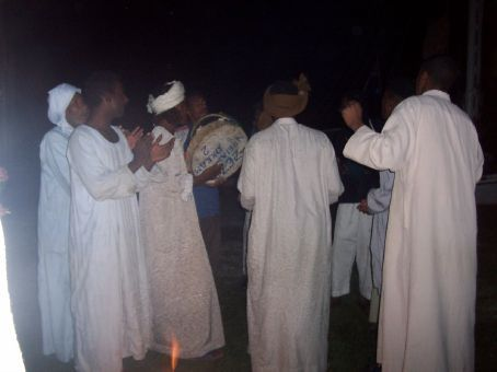 nubian drumming and dancing