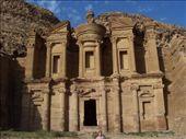 the Monastery Petra: by keera, Views[304]