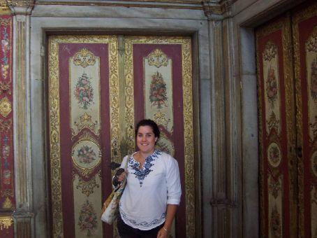 inside the Harem, Topkapi Palace