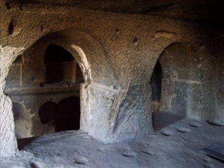 monastery, cappadocia