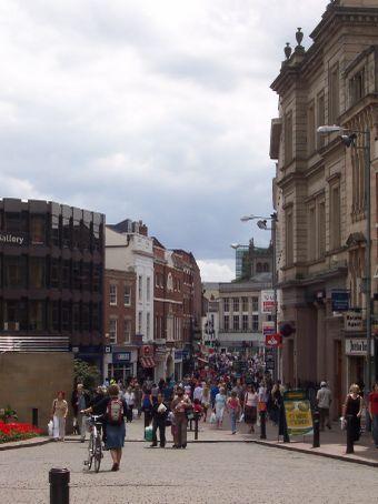 Derby High Street
