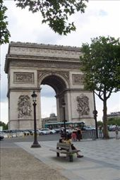 arc du triomphe: by keera, Views[267]