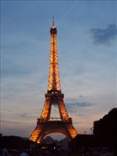 the eiffel tower: by keera, Views[287]
