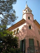 Barcelona - Park Guell: by kelly, Views[110]