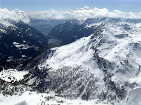 The incredible views....