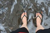 Toes in the water - Dominical: by kendal00, Views[88]