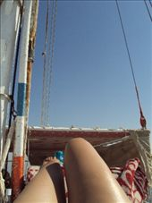 sunbaking on the felucca : by kiara19, Views[112]