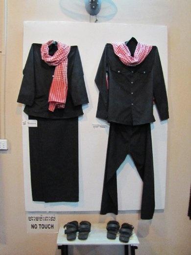 khmer rouge clothing