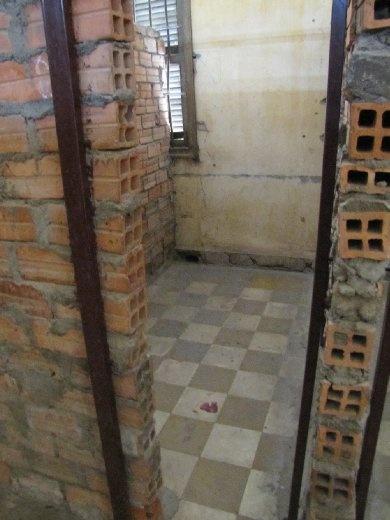 prisoners individual cells