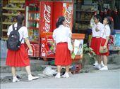Schoolgirls in Bangkok  : by kidsinthailand, Views[143]