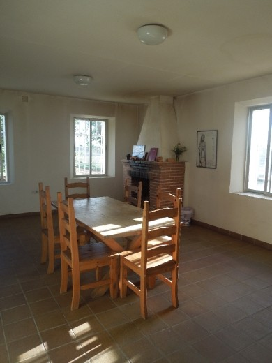 dining area at Montemarte