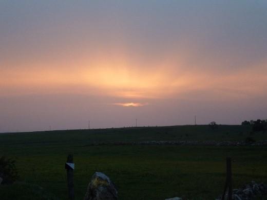 Day 21: Sunrise