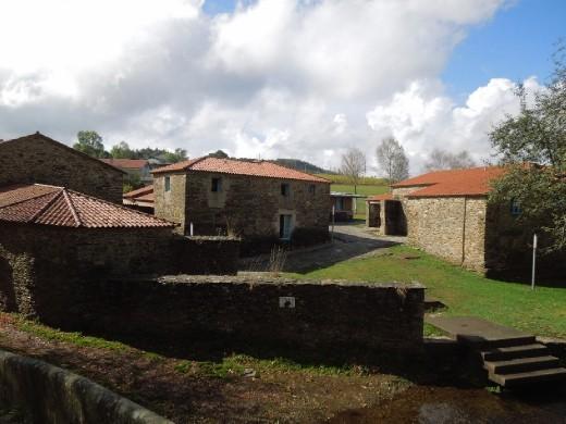 The albergue at Ribadiso