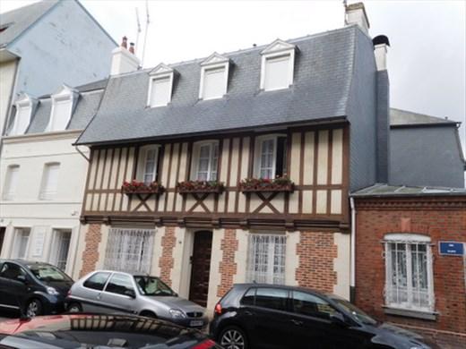Typical Normandie Building