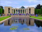 Memorial at American Cemetery: by kimswim, Views[69]