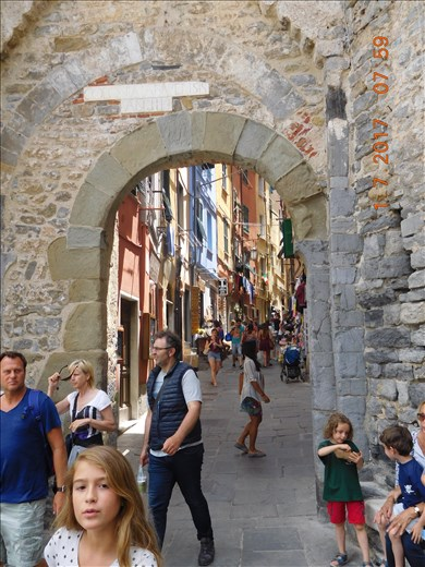 Gate to old town