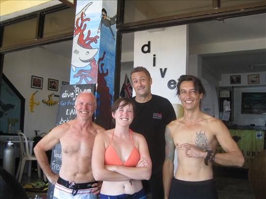 Diving in Sabang