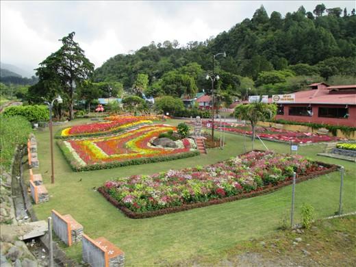 Annual orchid fair in Boquete