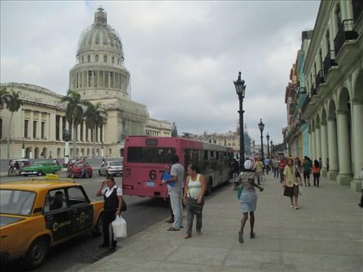 La Habana, Capitol building