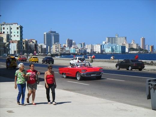 Malecon, La Habana