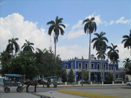 Local transport, Cienfuegos