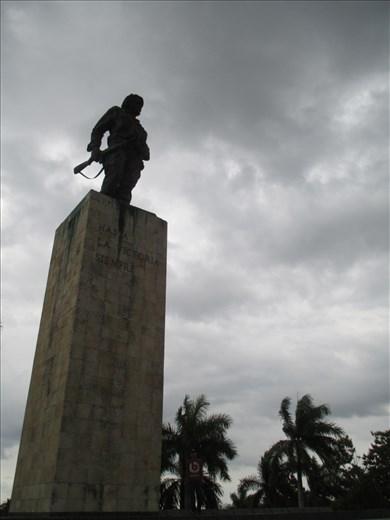 Che memorial, Santa Clara