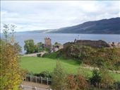 Urquart Castle...the deepest part of Loch  Ness: by kirstyhope, Views[184]