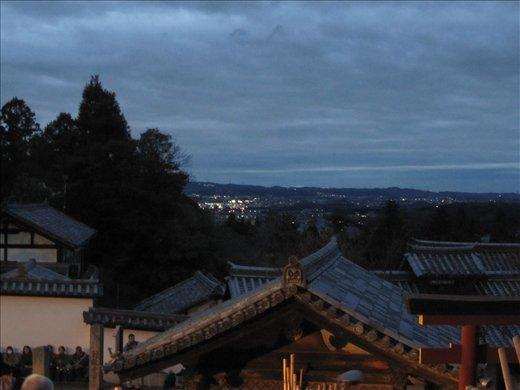 View of Nara city