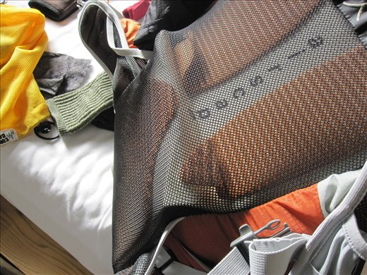My bag is a POS, it`s collapsing on itself and is even worse now.