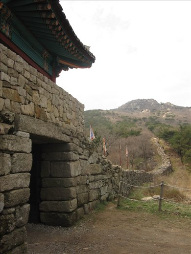 North Gate of Geumjeong