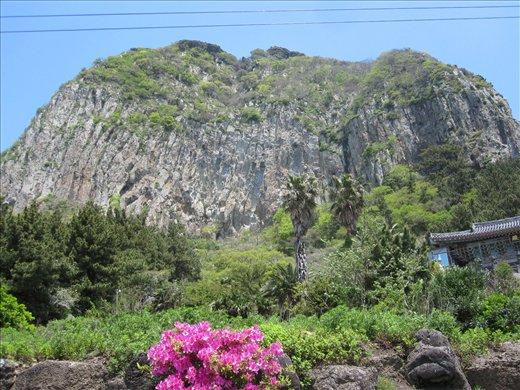Mt. Sanbang, Jeju Island